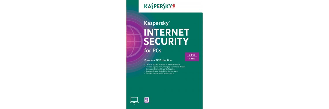 Kaspersky Internet Security For 3 Computer