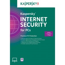 Kaspersky Internet Security For 3 Computer 1 Years ACTIVATED Email Download